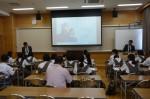 平成28年度体験入学<筑紫野中学校>【52】