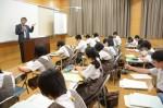 平成28年度体験入学<筑紫野中学校>【61】