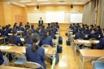 平成28年度体験入学<平野中学校>【2】