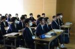 平成28年度体験入学<平野中学校>【8】