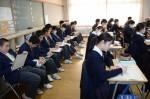 平成28年度体験入学<平野中学校>【16】