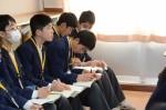 平成28年度体験入学<平野中学校>【17】