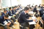 平成28年度体験入学<平野中学校>【19】
