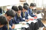 平成28年度体験入学<平野中学校>【20】