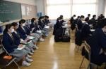 平成28年度体験入学<平野中学校>【22】