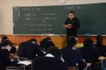 平成28年度体験入学<平野中学校>【24】