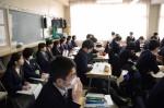 平成28年度体験入学<平野中学校>【25】