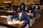 平成28年度体験入学<平野中学校>【30】