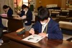 平成28年度体験入学<平野中学校>【31】