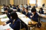 平成28年度体験入学<平野中学校>【37】