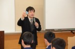 平成28年度体験入学<平野中学校>【40】