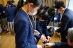 平成28年度体験入学<平野中学校>【46】