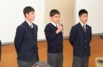 平成28年度体験入学<平野中学校>【50】