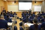 平成28年度体験入学<平野中学校>【56】