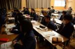 平成28年度体験入学<平野中学校>【62】