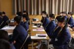 平成28年度体験入学<平野中学校>【64】