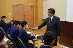 平成28年度体験入学<平野中学校>【65】