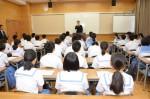 平成29年度体験入学<御陵中学校・夜須中学校>【5】