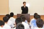 平成29年度体験入学<御陵中学校・夜須中学校>【6】