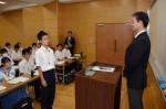 平成29年度体験入学<御陵中学校・夜須中学校>【8】