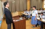 平成29年度体験入学<御陵中学校・夜須中学校>【9】