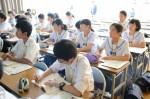 平成29年度体験入学<御陵中学校・夜須中学校>【12】