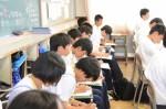 平成29年度体験入学<御陵中学校・夜須中学校>【23】