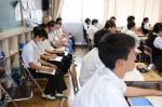 平成29年度体験入学<御陵中学校・夜須中学校>【26】