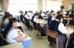 平成29年度体験入学<御陵中学校・夜須中学校>【29】