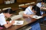 平成29年度体験入学<御陵中学校・夜須中学校>【38】