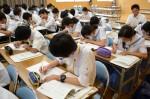 平成29年度体験入学<御陵中学校・夜須中学校>【44】