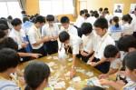 平成29年度体験入学<御陵中学校・夜須中学校>【51】