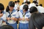平成29年度体験入学<御陵中学校・夜須中学校>【54】