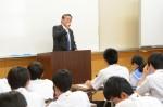 平成29年度体験入学<御陵中学校・夜須中学校>【69】