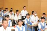 平成29年度体験入学<太宰府東中学校>【5】