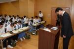 平成29年度体験入学<太宰府東中学校>【6】