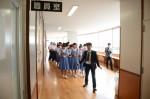 平成29年度体験入学<太宰府東中学校>【15】