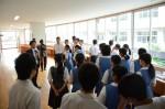 平成29年度体験入学<太宰府東中学校>【18】