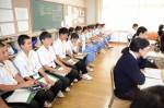 平成29年度体験入学<太宰府東中学校>【22】