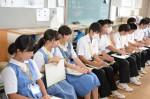 平成29年度体験入学<太宰府東中学校>【27】