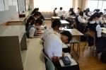 平成29年度体験入学<太宰府東中学校>【28】