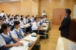 平成29年度体験入学<太宰府東中学校>【46】