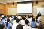 平成29年度体験入学<太宰府東中学校>【47】