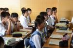 平成29年度体験入学<太宰府東中学校>【51】