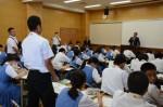 平成29年度体験入学<太宰府東中学校>【61】