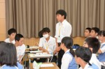 平成29年度体験入学<太宰府東中学校>【63】