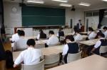 平成29年度体験入学<二日市中学校>【2】