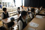 平成29年度体験入学<二日市中学校>【8】