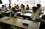 平成29年度体験入学<二日市中学校>【10】