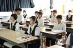 平成29年度体験入学<二日市中学校>【11】